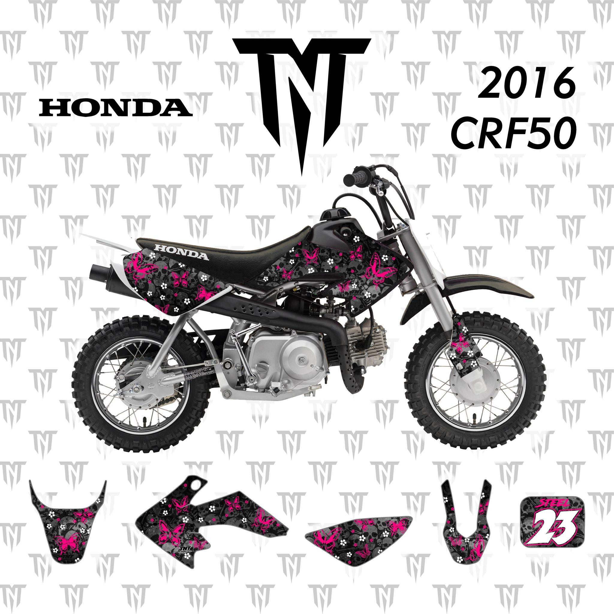2016 Honda CRF50