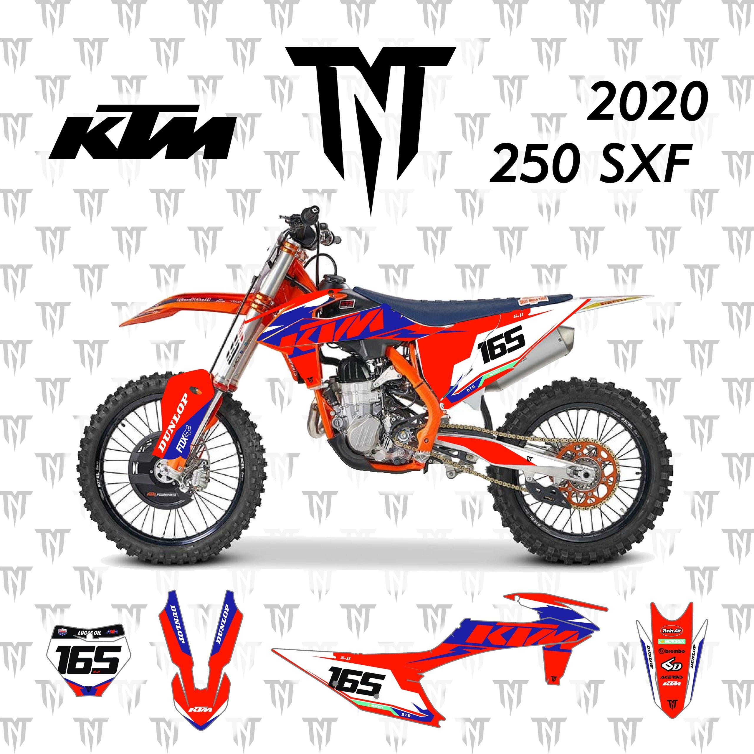 2020 KTM 250 SXF